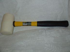 Новая Резиновая киянка 70 мм Фит IT 45504 канада