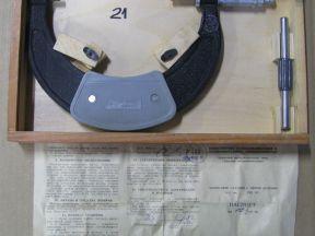 Микрометр гладкий мк 125-150 производства СССР