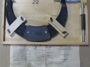 Микрометр гладкий мк 175-200 производства СССР