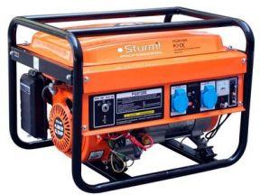 Генератор бензиновый 3,2/3,5 кВт 4х тактный