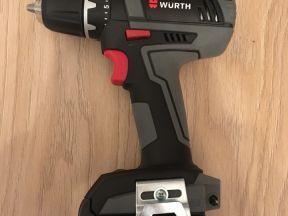 Аккумуляторная дрель Wurth BS 14-a light
