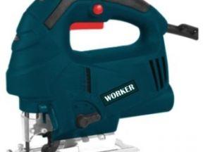 Лобзик электрический электролобзик worker новый