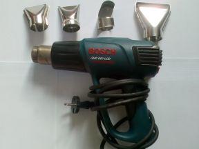 Термофен bosch GHG 660 LCD Профессионал