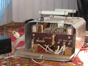 Сварочный аппарат трансформаторный