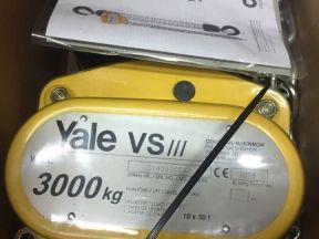 Таль ручная цепная Yale VS III