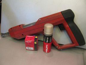 Пистолет монтажный hilti