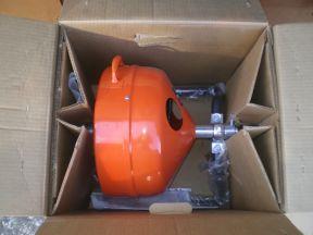 Ручное устройство для очистки труб Оса-мини 400
