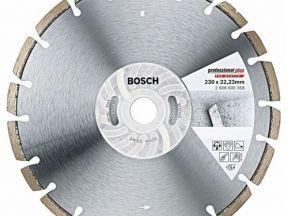 Диск алмазный bosch круг 230мм 2608600358