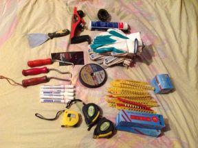 Инструменты и материалы. Разное