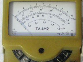Тестер тл-4М2