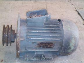 Эл.двигатель асинхронный 380V
