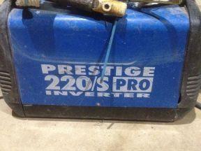 Сварочный инвертор Blueweld Prestige 220/С PRO