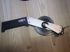 Измерительная рулетка fisco TS20/2 б/у