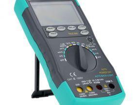 Новый мультиметр Holdpeak HP890CN