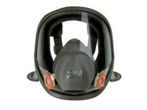 Полная маска серии 3М 6000 модель 6800, размер С