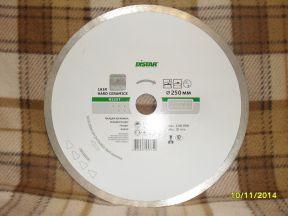 Алмазный диск для резки твердой керамики