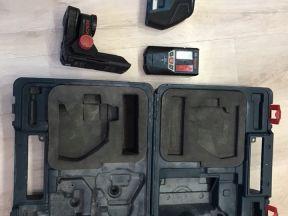 Лазерный уровень Bosch GLL 2-80 P Профессионал + L