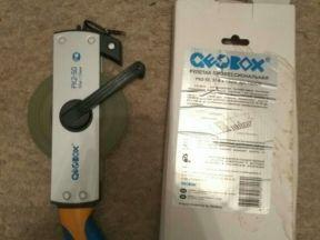 Рулетка измерительная Geobox