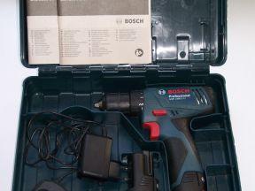 Шуруповёрт Bosch GSR 1080-2-LI Ак.1.5Ah Х2 х10.8 В