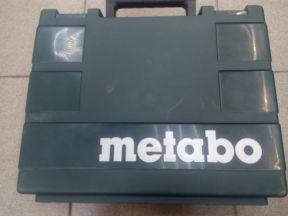 Шуруповёрт Metabo BS18 LTX impuls
