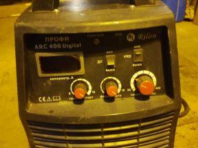 Сварочный аппарат профи ARC 400