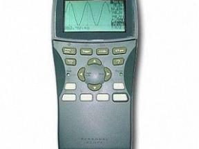 Портативный осциллограф HPS-10