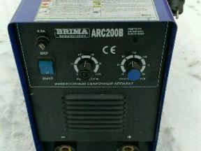 Сварочный аппарат Brima ARC 200B комплект
