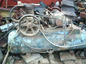 Компрессор для грузового шиномонтажа,10бар,400л/м