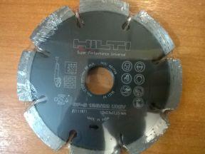 Алмазные диски и чашки Hilti Хилти Бош Мунго