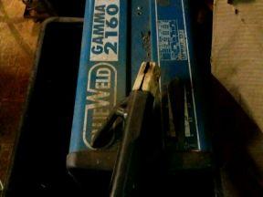 Сварочный аппарат Гамма 2160