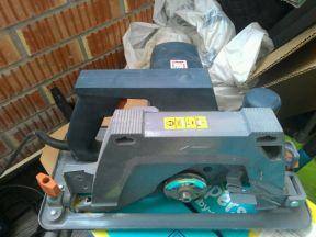Пила дисковая Rebir IE 5107G2
