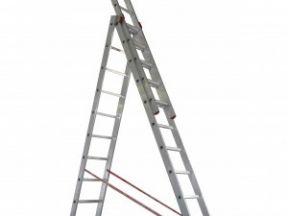 Лестница-стремянка аллюминевая