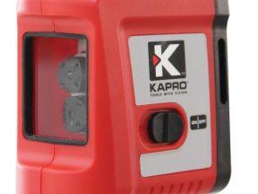 Уровень лазерный капро kapro 862 set