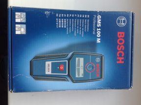 Bosch GMS 100 М Профессионал детектор металла