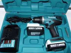 Новый шуруповерт Makita DF347DWE 14.4В 1.5 Ah