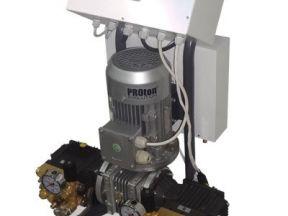 Аппарат для нанесения ппу высокого давления