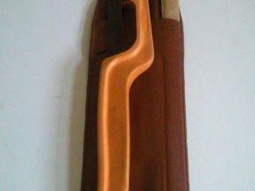 Мини-ножовка по металлу c литой пластиковой ручкой