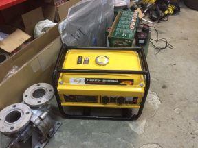 Генератор бензиновый Denzel GE-4000