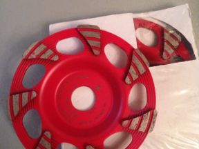 Алмазные чашки и отрезные диски hilti