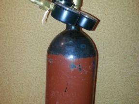 Баллон с гелием 10 литров с редуктором