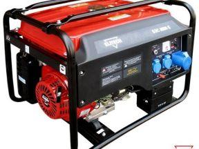 Генератор (электростанция) бензиновый бэс 5000Е