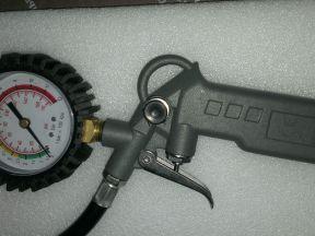 Пистолеты для компрессора обдувной и с манометром