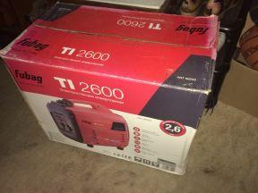 Fubag TI 2600 новая