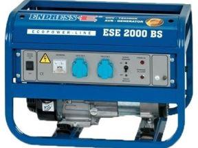 Бензиновый генератор endress - ESE 2000 BS