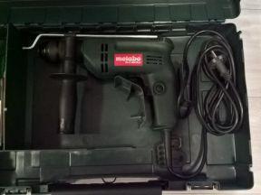 Ударная дрель Metabo SBE 600 Р+L Impuls 600607000