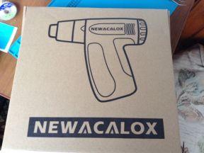 Термофен newacalox регулируемый 2000w