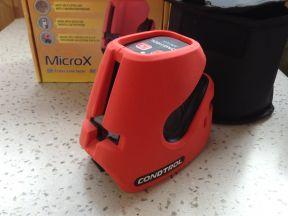 Лазерный уровень/нивелир Condtrol MicroX