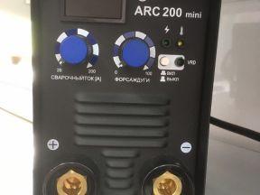 Сварочный аппарат профи ARC 200 Мини