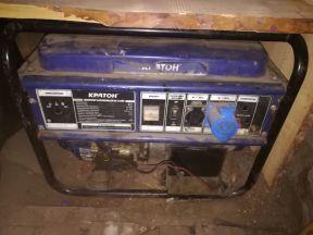 генератор Кратон GG-6O,ME