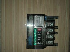 Электрический счётчик учёта электроэнергии